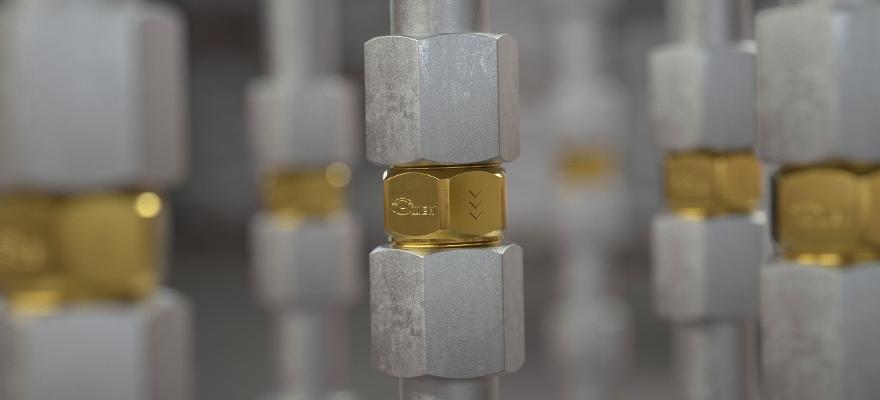 Gas check valves