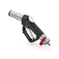 WEH® Fuelling Nozzle TK17 H₂ 35 MPa for fast filling cars, single-handed operation, self-service