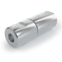 """WEH® Filter TSF4 CNG for CNG fuelling stations,  internal thread on both sides, G1/2"""", 40 micron, 200 bar"""