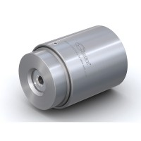 WEH® Connector TW02 for straight tubes, tube OD 28.0 - 30.0 mm, pneumatical actuation, vacuum up to max. 35 bar