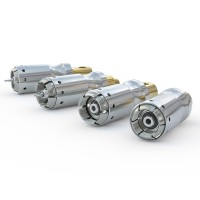 WEH® Connector TW152 for filling of medical oxygen cylinders with external thread - Series