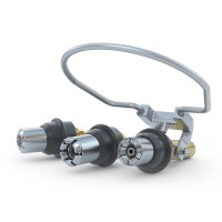 WEH® Connector TW52 for filling of CO2 /refrigerants - Series
