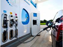 Safe H2 fuelling for electric fuel cell vehicles